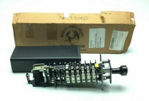 New General Electric Hea 99ah237x2 Lockout Relay 12hea99ah237x2 125 v Dc cycles