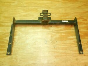 Jeep Grand Cherokee Zj 93 98 Tow Bar Tow Package Receiver Hitch Trailer