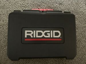 Ridgid Micro Ca 25 Hand held Inspection Camera Borescope