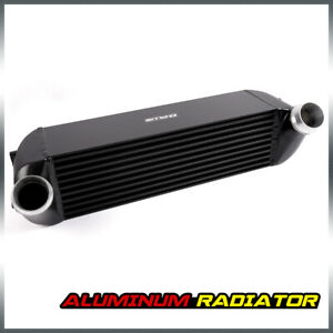 Turbo Aluminum Front Mount Intercooler For Bmw F20 F30 1 2 3 4 Series Black