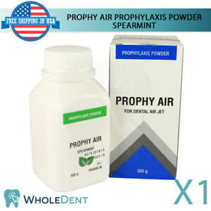 Prophy Air Prophylaxis Powder Mint Flavor Dental Stain Remove Teeth Polish