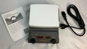 Corning 6798 420d Stirring Magnetic Hot Plate With Digital Display Pre owned Eu