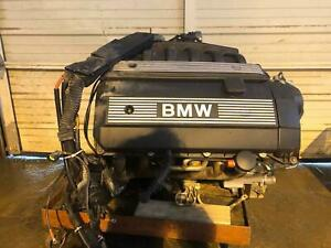 Bmw E36 328i M52 Engine Assembly Low Mileage 96 97 98 99