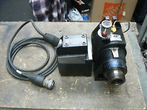 Haas 5c 7 Pin Rotary Indexer 4th Axis Ac25 Pneumatic Closer Tested Good