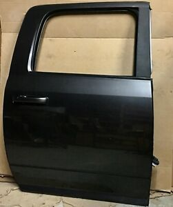 2013 2018 Dodge Ram 1500 Sport Passenger Side Rear Door Assembly Oe