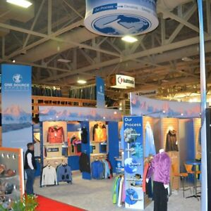 Trade Show Booth Display Modular 10 X 10 To 20 X 30