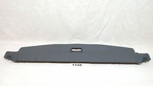 Bmw E83 X3 Retractable Cargo Cover Grey 2004 2010 Oem 1148