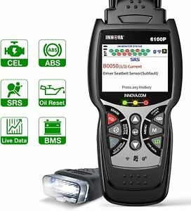 Obd2 Eobd Scanner Code Reader Car Check Engine Fault Obdii Auto Diagnostic Tool