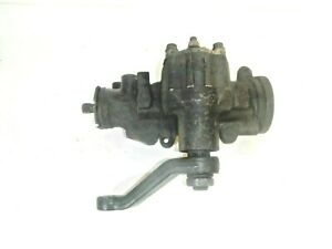 Jeep Wrangler Yj 87 95 Power Steering Gear Box With Pitman Arm