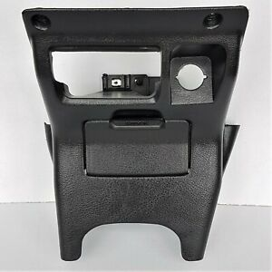 Black Center Console Ashtray Pocket Genuine Honda Civic Eg 92 95 Vti Sir Eg6 Eg9