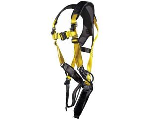 Ultra Safe Alumisafe With Padded Legs X pad Back Pad Harness small Large