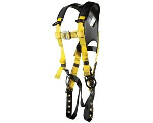 Ultra Safe Center Back Hips And Chest D ring Harness X large
