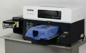 Brother Gt 381 Direct to garment Printer Used