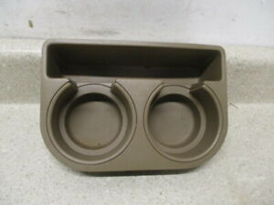 88 To 94 Chevy C1500 K1500 Floor Center Console Cup Holder Cupholder Oem