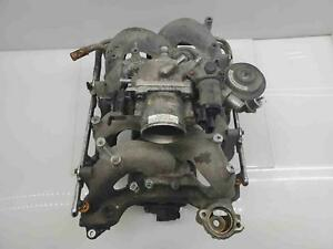 Intake Manifold 4 6 Loaded W Rail Injectors Tbi Upper Lower 97 99 Expedition
