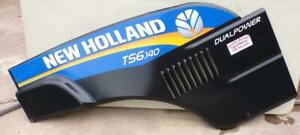 New Holland Tractor Ts6 140 Dual Power Right Side Panel Part Farming