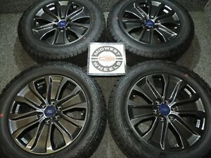 Ford F150 Fx4 Black 20 Wheels Tires Hankook At P275 55r20 Factory Oe Sport 373