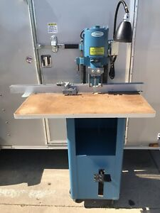Challenge Paper Drilling Machine Model Jf With Accessories