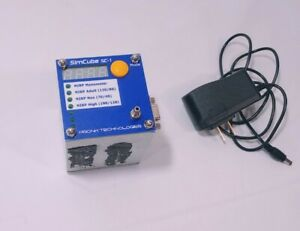 Pronk Technologies Simcube Sc 1 And Power Adapter