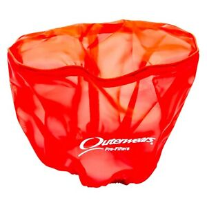 Outerwears 10 1048 03 Red Pre filter