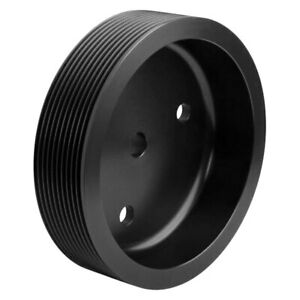 Weiand 93352 Supercharger Crank Pulley Chevy Small Block Gen Ii