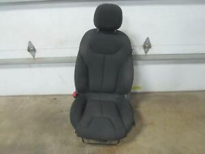 13 16 Dodge Dart Left Front Seat Bucket Black Cloth Manual Adjust L Oem Morad