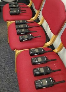 Motorola Xpr 7550 Model Aah56jdnka1an Vhf Two way Radios And Accessories Used