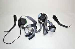 Jeep Wrangler Tj 97 02 Complete Front Seat Belt Set Shoulder Female Lh Rh