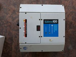 Franklin Subdrive 100 Constant Pressure Controller Well