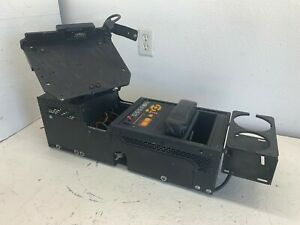 Clean Havis Ford Crown Victoria P71 Explorer Police Console Armrest