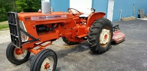 Allis Chalmers D15 Series Ii Runs Great New Battery And Plugs