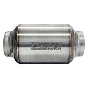 Carven Exhaust R Series 3 Performance Muffler Free Shipping