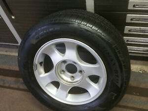 Ford Mustang 1999 2000 2001 Used Oem Wheel Tire 15x7 Factory 15 Rim