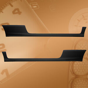 Type Hfp Polyurethane Pu Side Skirt Spoiler For 06 08 Honda Civic Coupe 2dr