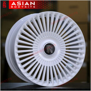 Forged Wheels Rims 22 Inch Rolls Royce Ghost Wraith Dawn Phantom 22x9 22x10