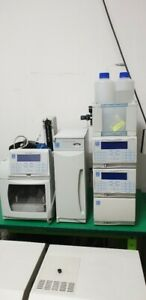 Dionex Hplc System 4 Items as50 Autosampler ed50 Detector gp50 Pump as50 a06