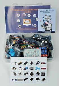 Uctronics Ultimate Starter Kit For Arduino Kb0003 With Digital Multimeter