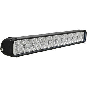22 Vision X Xmitter Led Light Bar Dual Row Euro Beam With 40 X 3 Watt Leds
