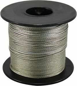 18 Gauge Tinned Copper Wire 250 Ft Spool 250