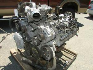 2011 2014 Ford F250 F350 6 7l Turbo Diesel Engine Assembly W Accessories 127k