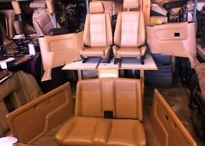 Bmw E30 325 318 New Tan Seats Set Cards For Convertible 1982 91 2900 00