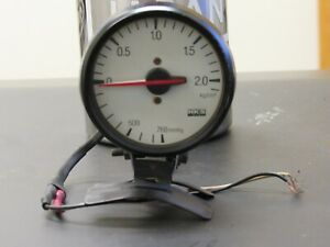 Jdm Hks 60mm Mechanical Boost Gauge