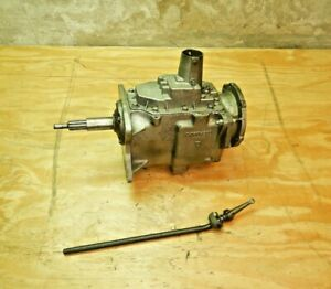 Jeep Cj 80 86 T176 4 Speed Manual Transmission Cj5 Cj7 Cj8