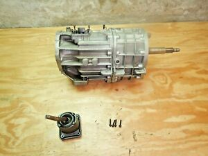 Jeep Wrangler Tj 00 04 6 Cyl 4 0l 5 Speed Nv3550 Manual Transmission