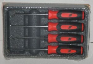 New Snap On Pick Set Sgasa204co Orange Soft Handles Brand New