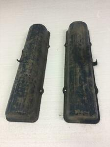 Cadillac 331 365 Engine Valve Covers