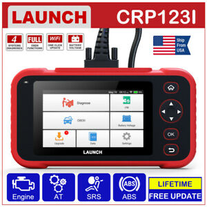 2021 New Launch X431 Crp123i Auto Abs Srs Engine Diagnostic Scanner Code Reader