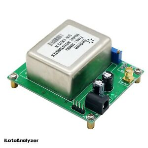 12v 1 5a 10mhz Ocxo Crystal Oscillator Frequency Reference With Board 10mhz 7dbm