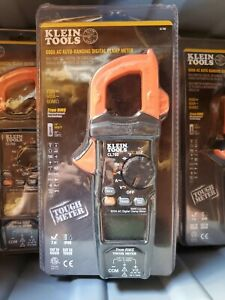 Klein Tools Cl700 600 Ac True Rms Auto ranging Digital Clamp Meter Brand New