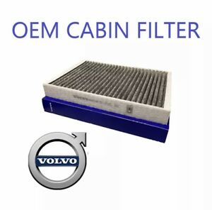 Genuine Volvo Factory Oem New Cabin Air Filter 31407748 Cleanzone Xc60 Xc90 S90